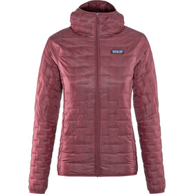 Patagonia Micro Puff Hoody Dame arrow red